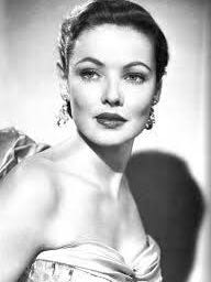 Thursday marks the 100th anniversary of the birth of movie star Gene Tierney, shown here, who lived and worked in Topeka during the late 1950s while receiving mental health treatment from the world-renowned Menninger Clinic.