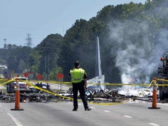 Military Plane Crash (3)