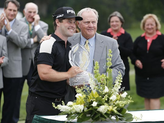 PGA: The Memorial Tournament-Final Round