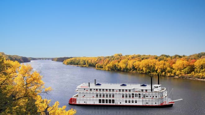 The 166-passenger American Duchess will debut in June 2017 on the Mississippi River.