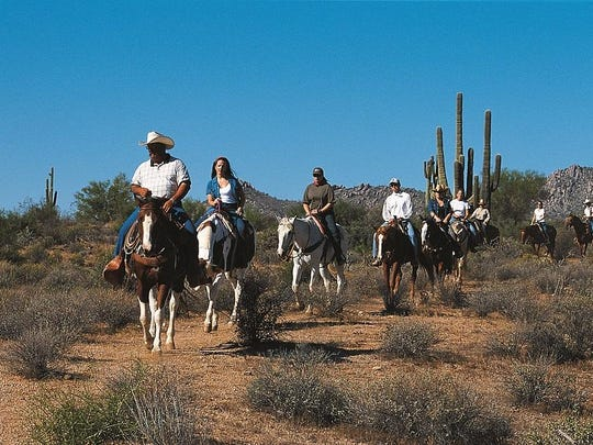 """Discover your inner """"city slicker"""" at the Arizona Cowboy College and Fort McDowell Adventures."""