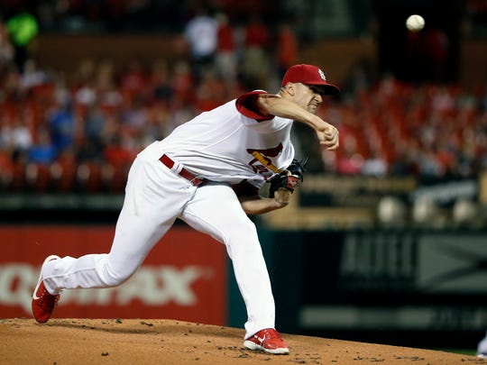 Jack Flaherty helps round out the Cardinals tough rotation.