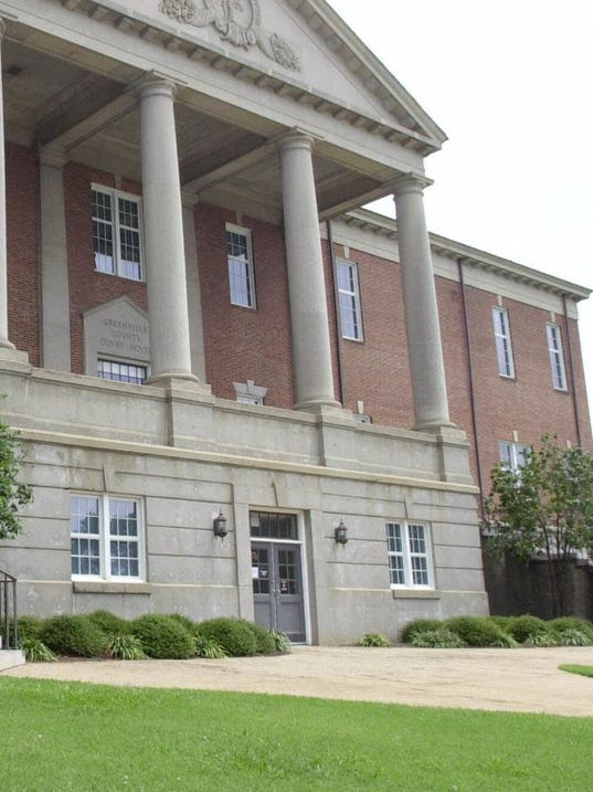 Greenville County Courthouse