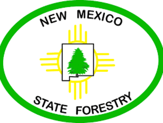 new mexico state fprestry logo