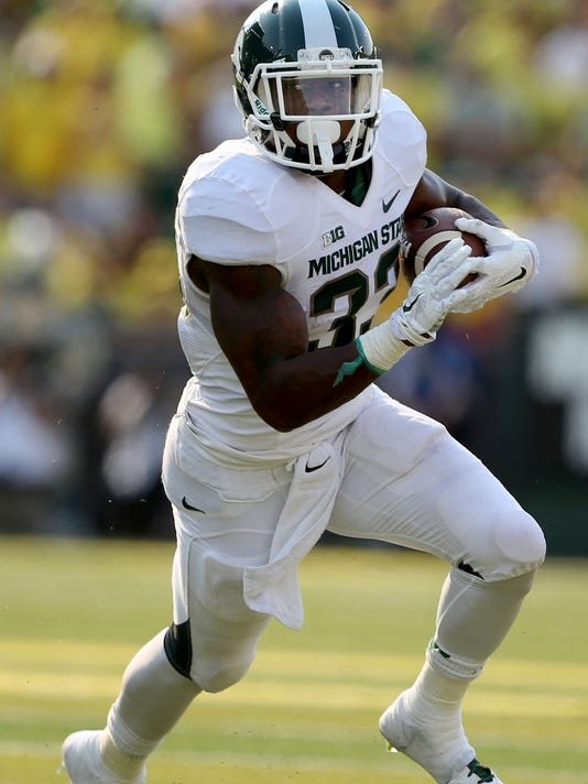 Michigan State Oregon Football