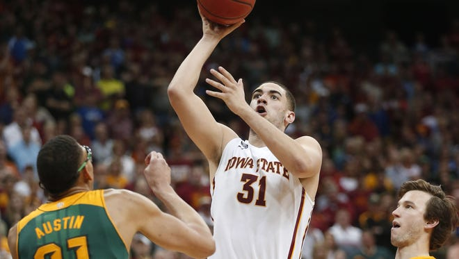 Iowa State's Georges Niang (31)