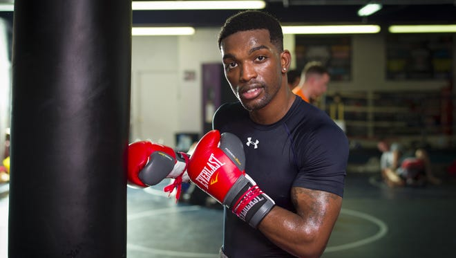 Frank Martin is the first boxer from Indy to win the Golden Gloves national title since 1984.