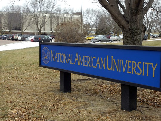 """The National American University Foundation recently played host to a """"My Plan for the Future"""" essay contest."""