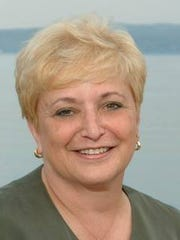 Marie Lorenzini, Democratic candidate for Nyack trustee