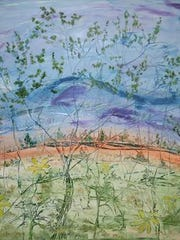 """Check out """"Blooms along the Yellowstone"""" at Bob Durden's opening reception Sept. 21."""
