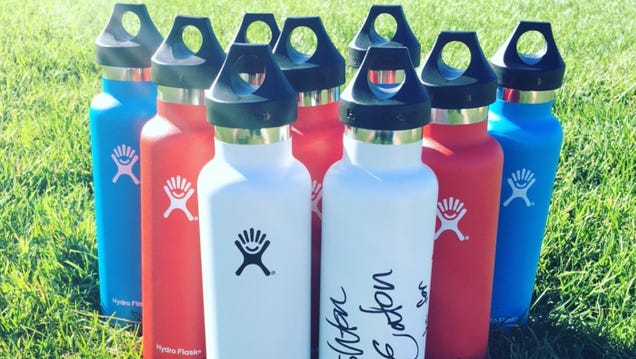 Strong sales of Hydro Flask beverage- and food-container products helped Helen of Troy make up for sales declines from other product lines in its second quarter, the company reported Thursday.