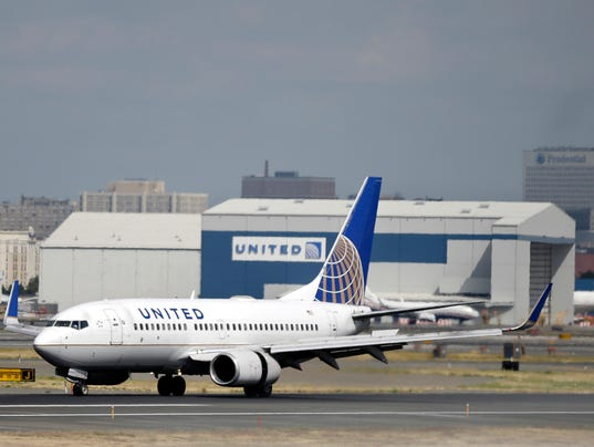 AP UNITED AIRLINES CEO A F USA NJ