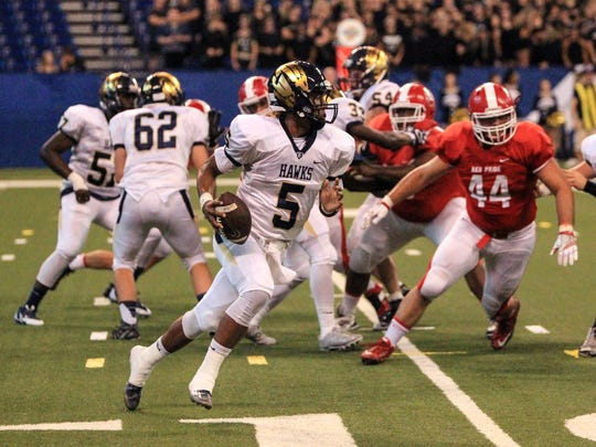 Decatur Central's Bryce Jefferson has followed up a