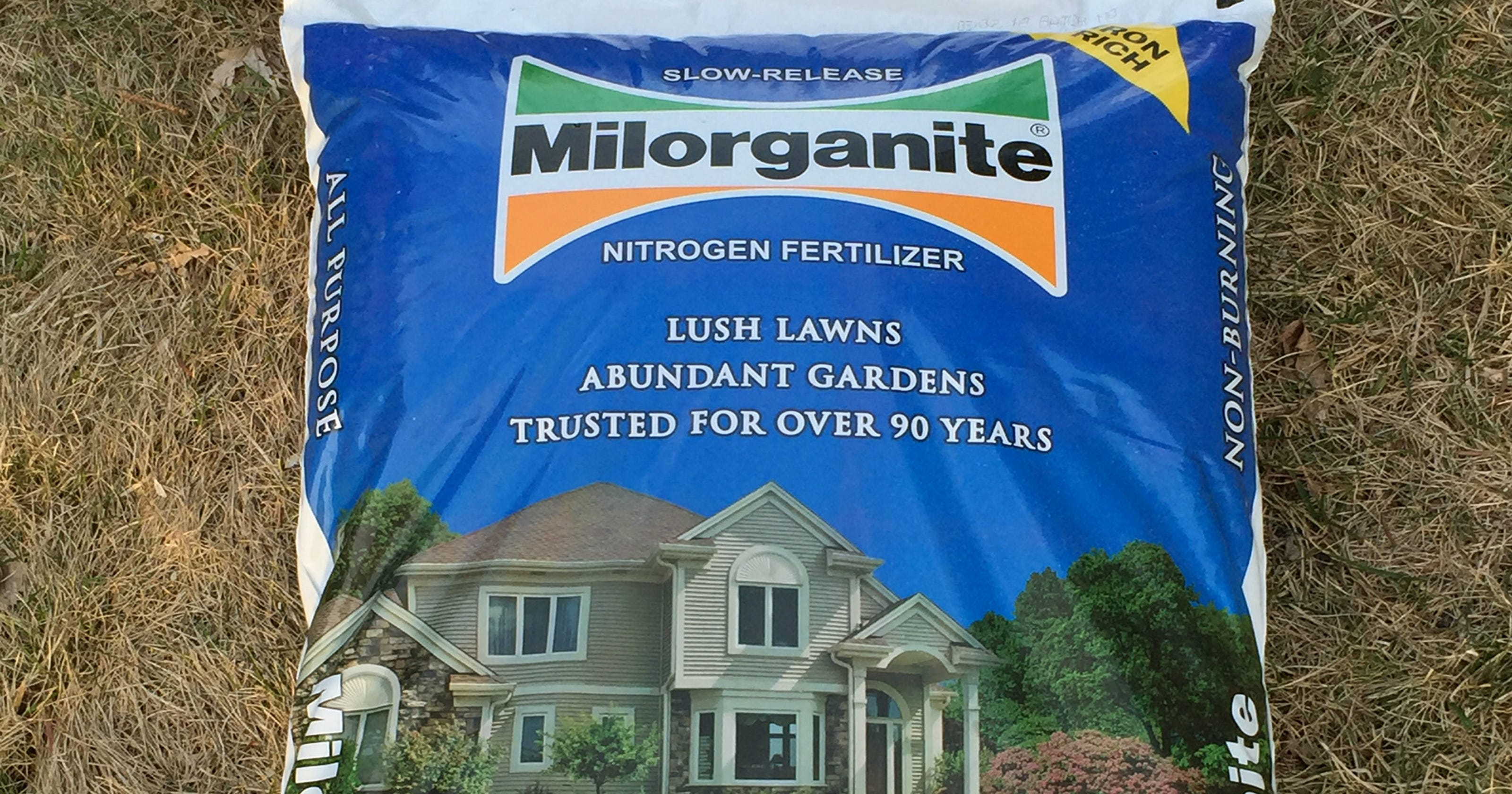 Lab links new Milorganite fertilizer odors to chemicals in sewage