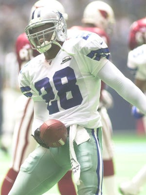 Darren Woodson is one of the most-decorated defensive backs in ASU history. He won three Super Bowls with the Cowboys.