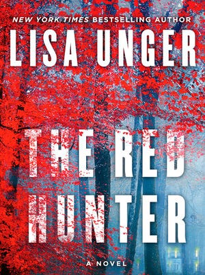 "This cover image released by Touchstone shows ""The Red Hunter,"" a novel by Lisa Unger."