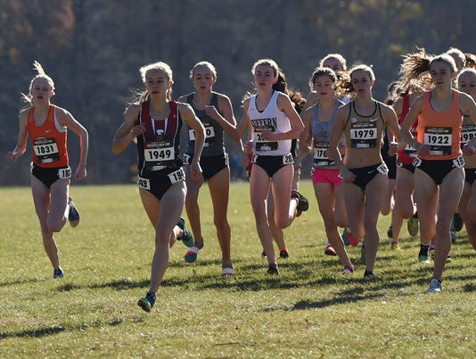 Nike Cross Country National Qualifier