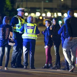 At least 19 dead in explosion at Ariana Grande concert in U.K.; terror suspected