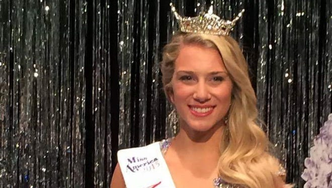 Miss Cumberland County Samantha Mason of Vineland will make appearances on Nov. 21 as part of Project Thanksgiving.