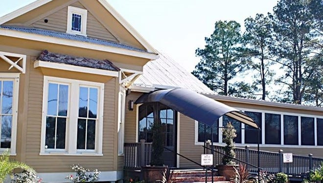 The old Prudhomme's Cajun Café has been renovated into an events\ballroom space.