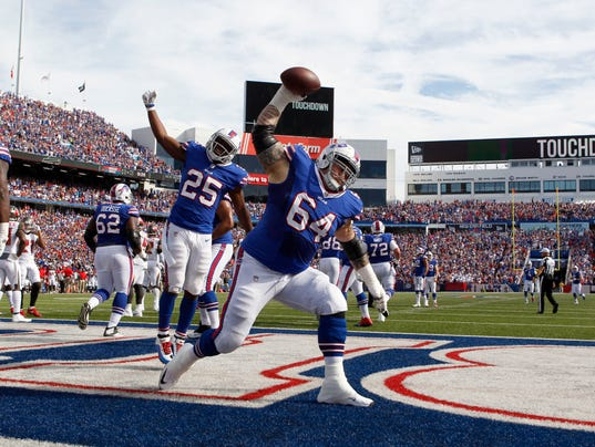 NFL: Tampa Bay Buccaneers at Buffalo Bills