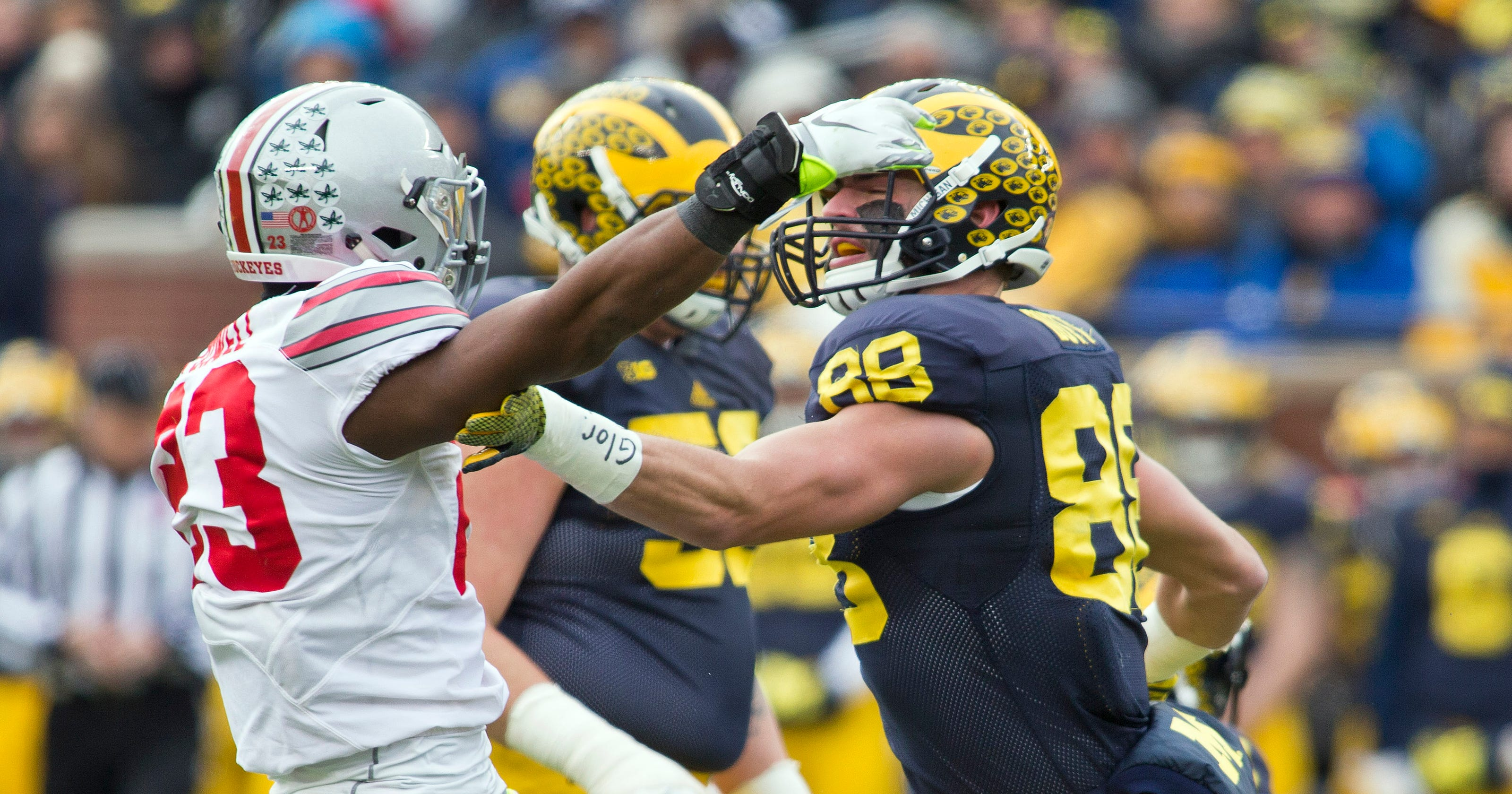 All-time AP poll released  Michigan ranks No. 7 40ece4a4e