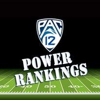 Pac-12 Power Rankings