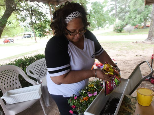 Shelia Moore finds ways to do things she likes but stay within her budget.