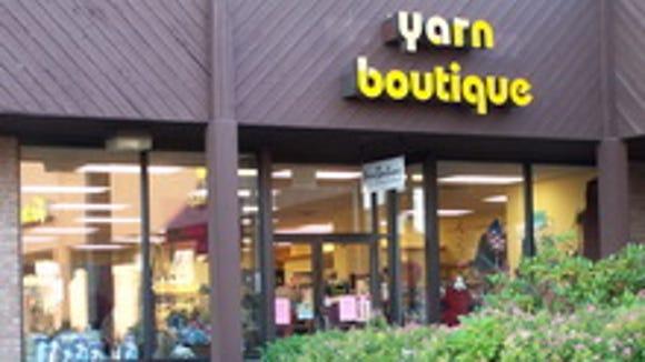 Yarn boutique