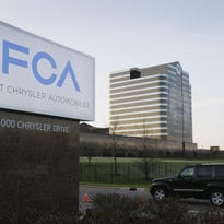 FCA reports record Q1 earnings