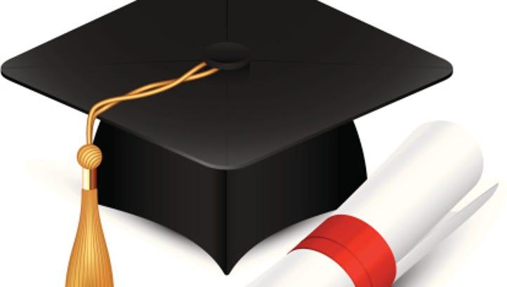 Stevens Point area graduations