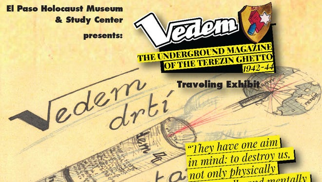 "A traveling exhibit, ""Vedem,"" will open March 2 at the Holocaust Museum."