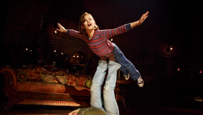 """Broadway's """"Fun Home"""" is based on the coming-of-age memoir by cartoonist Alison Bechdel."""