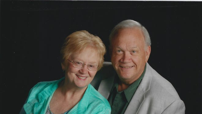 Robert and Beverly Kerney