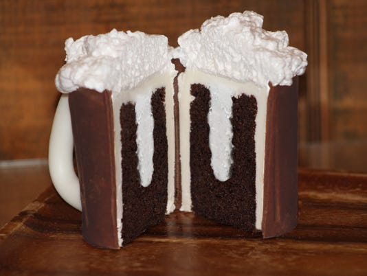 root beer float cake