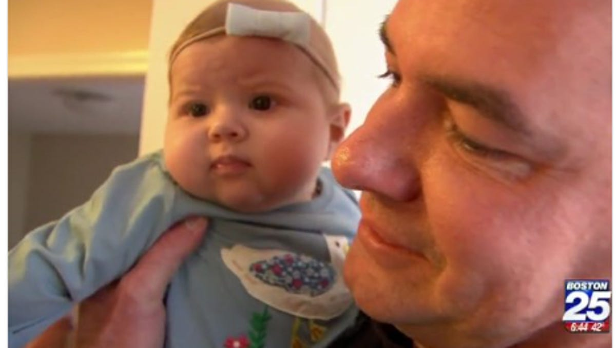 N H Officer Donates Liver To Save 4 Month Old Baby With Rare Disease