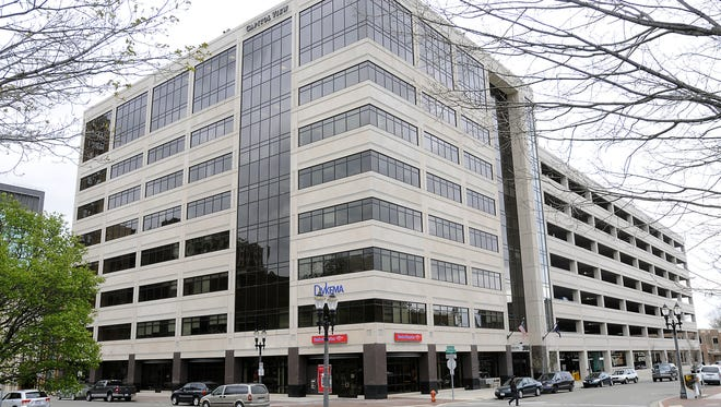 The Capitol View Building at 201 Townsend St. is seen in this 2012 State Journal file photo.
