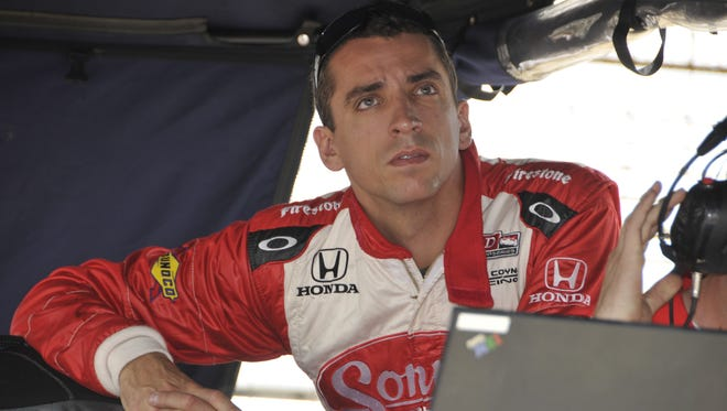 Justin Wilson has seven wins and eight poles since moving to Champ Car in 2004.