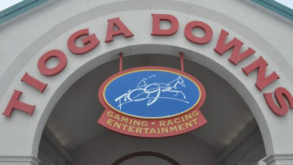 Tioga Downs, in Nichols.