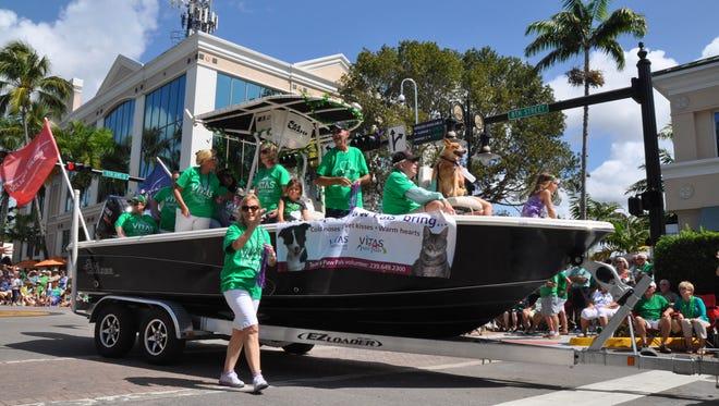 St. Patricks Day Parade- 5th Avenue Naples