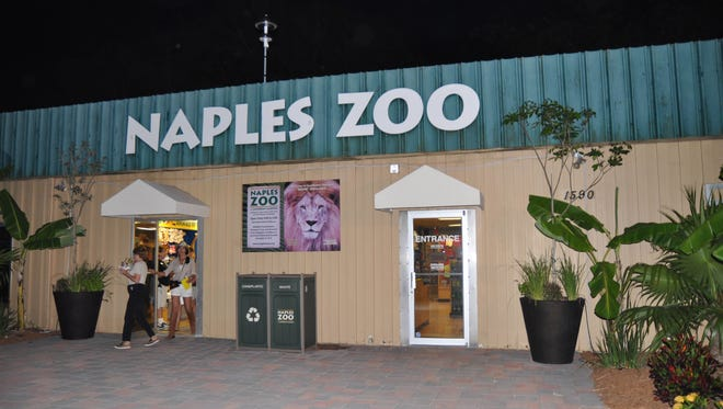 The Naples Zoo was forced to close today due to severe weather that hit Southwest Florida early this morning.