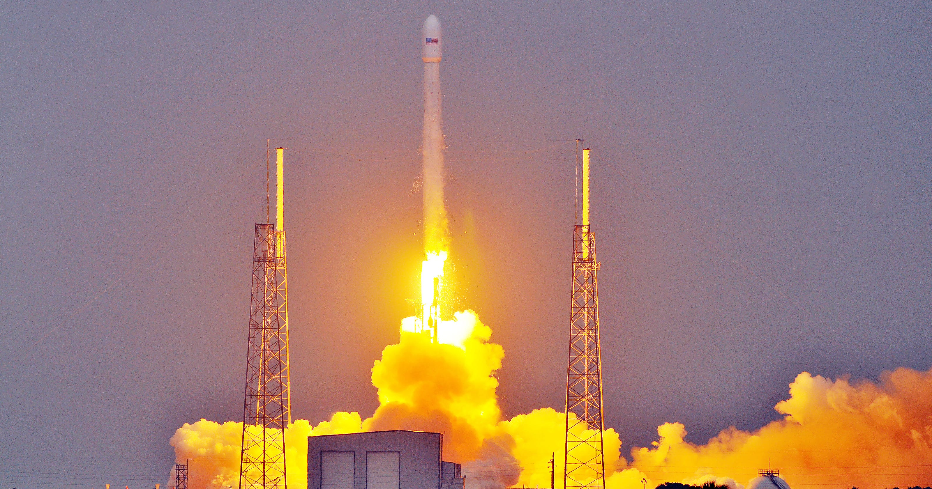 spacex may launch - HD3200×1680