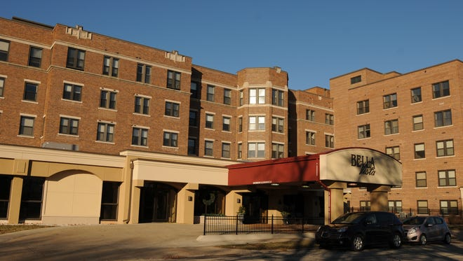 Bella Vista, 631 Hazel St., Oshkosh, is a senior lifestyle and assisted-living facility, formerly the site of Mercy Medical Center.