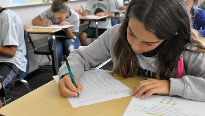 San Benancio Middle School has been named one of the top middle schools in California for the 2017-2018 school year.