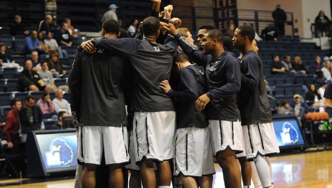 Monmouth University will open the season Friday night at UCLA