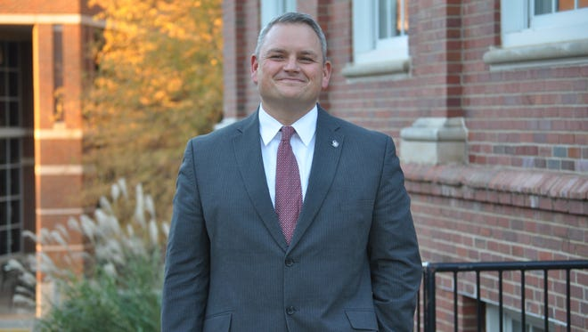 Derek van der Merwe is the vice president of advancement, communication and strategic initiatives at Austin Peay.