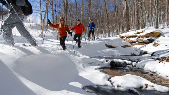 Sugar Mountain Ski Resort offers free guided snowshoe tours on Saturday, Jan. 9.