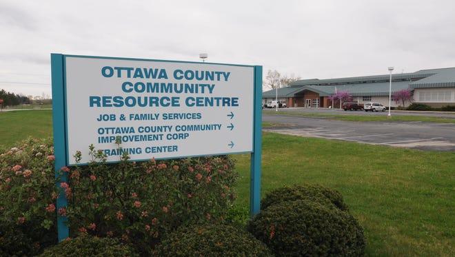 The Ottawa County Community Resource Centre located on 163 near Oak Harbor.