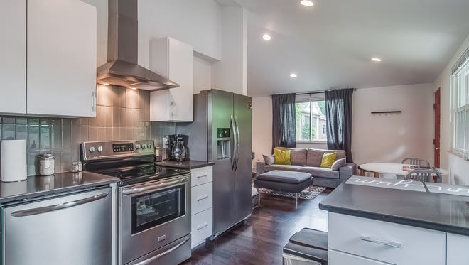 Luxury short-term rentals usually include everything a guest will need, such as linens, towels and coffee. Some will even customize spaces to suit the clients.