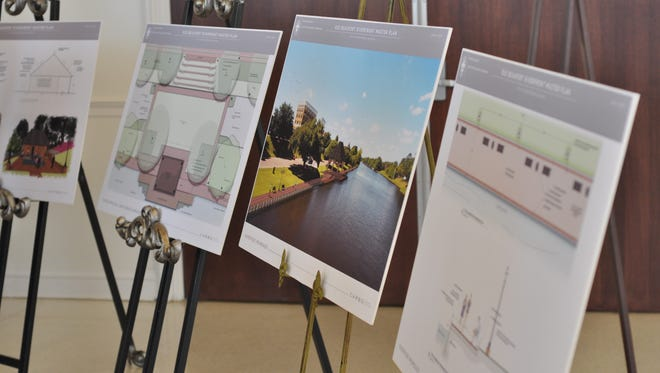 The plans for the Natchitoches riverfront revitalization project known as the Rue Beauport Riverbank Project have been released. The public has until July 15 to comment on the plans, which are available for viewing on the first floor of City Hall located at 700 Second St.